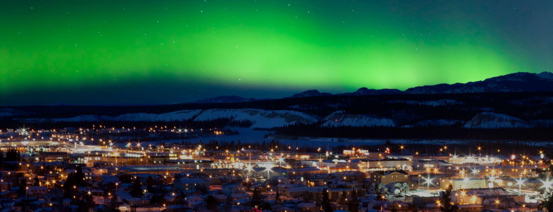 Anchorage background