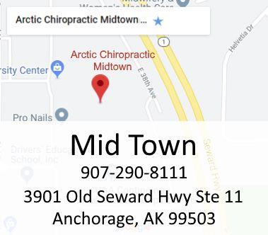 Arctic Chiropractic Midtown